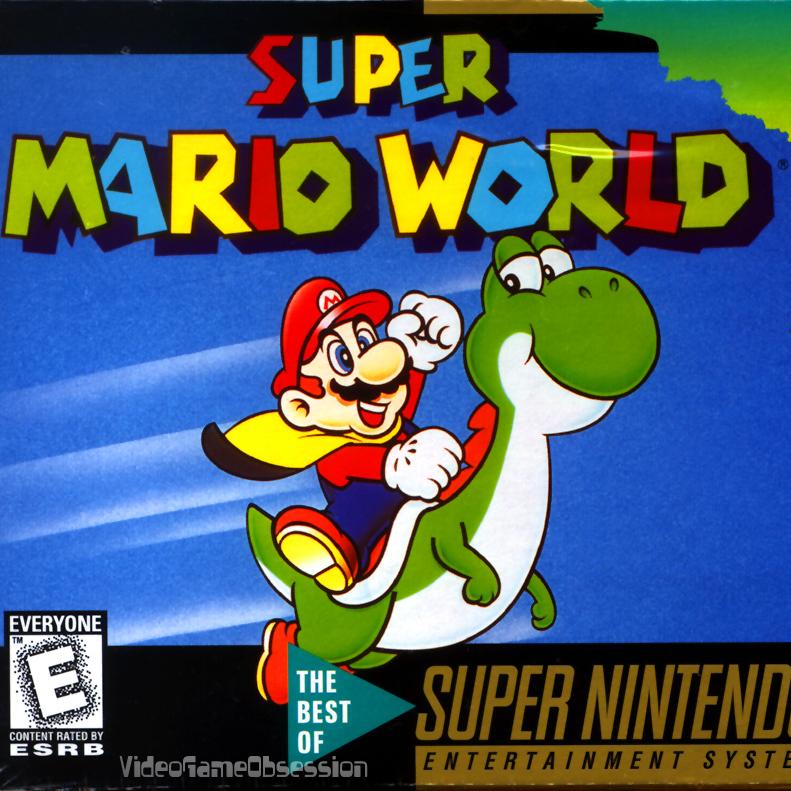Mario World Credits